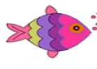 Cute Fish Coloring