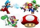 Super Mario Memory Matching