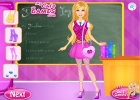 Barbie School Uniform Design