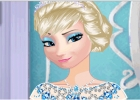 Elsa Wedding Braids