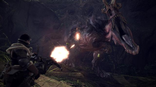 Every Game Release Date Of 2018: Monster Hunter World